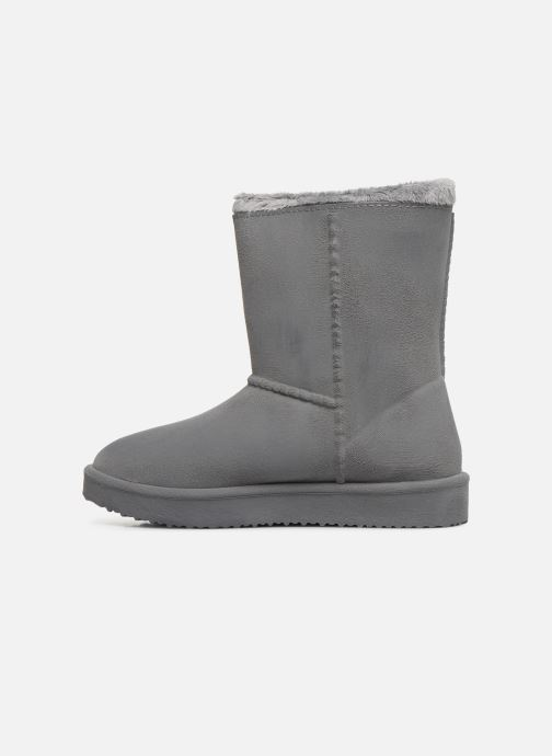 Bottes Be Only Cosy Gris vue face