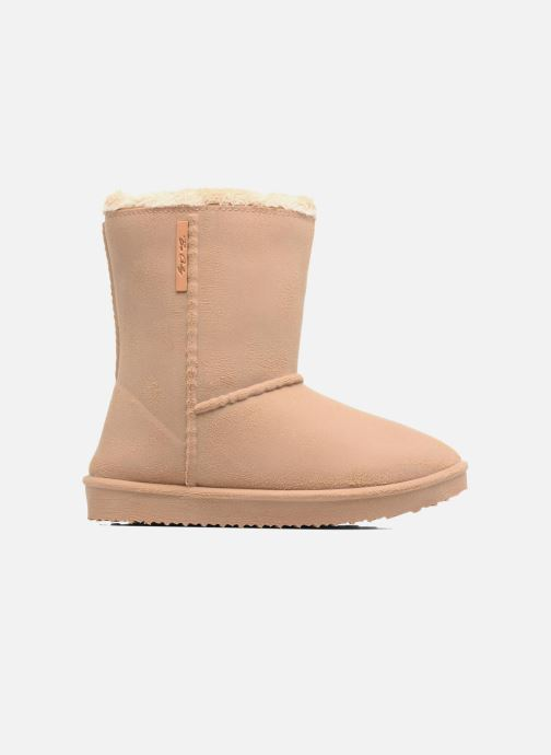 Botas Be only Cosy Beige vistra trasera