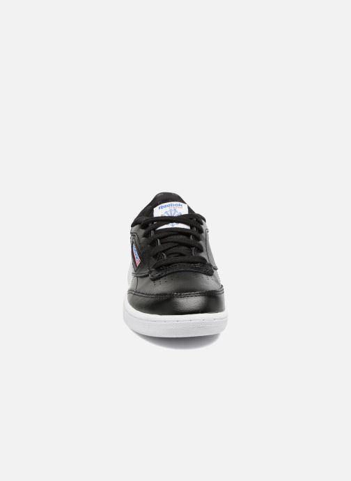 Baskets Reebok Club C Noir vue portées chaussures