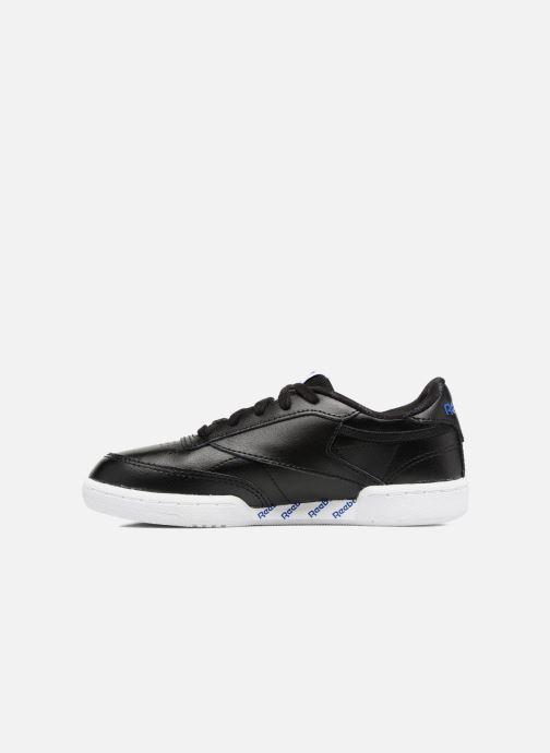 Sneakers Reebok Club C Zwart voorkant
