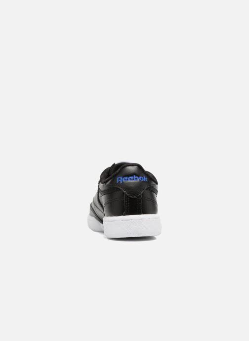 Sneakers Reebok Club C Zwart rechts