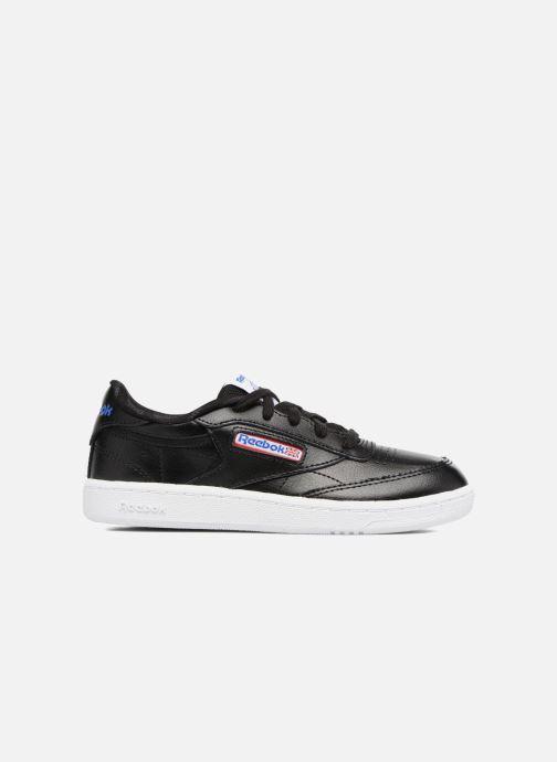 Sneakers Reebok Club C Zwart achterkant