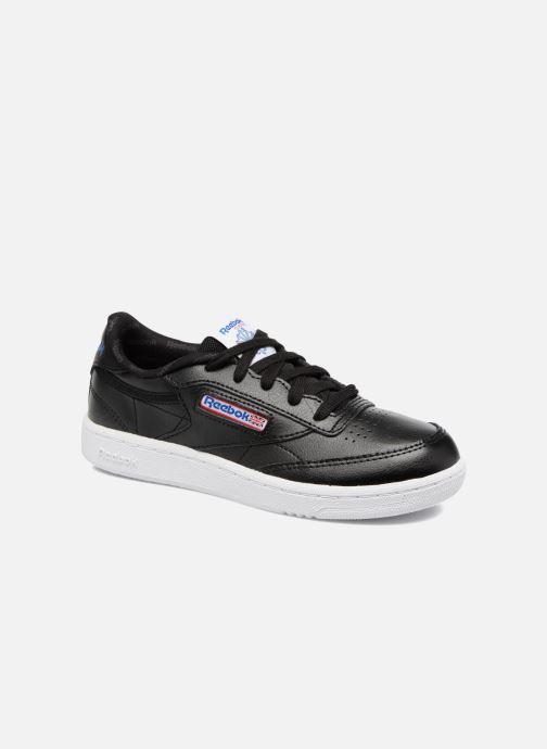 Sneakers Reebok Club C Zwart detail