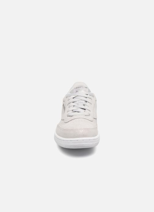 Sneakers Reebok Club C Zilver model