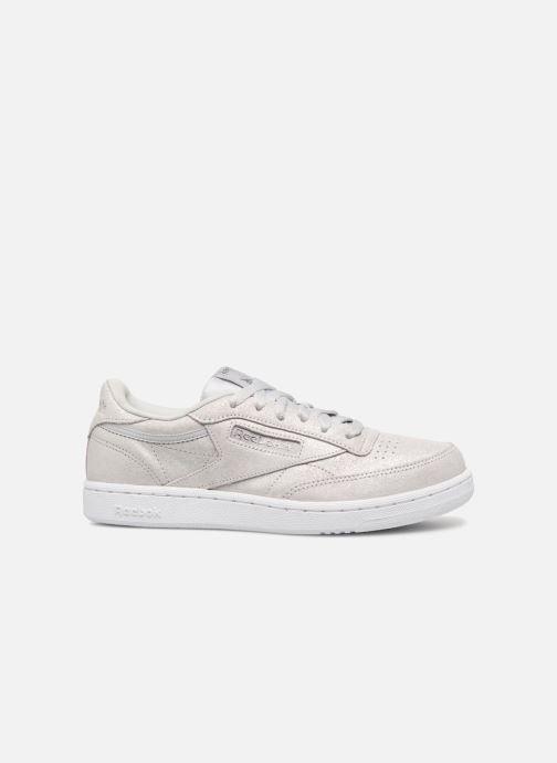 Sneakers Reebok Club C Zilver achterkant