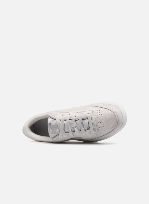 Sneakers Reebok Club C Zilver links