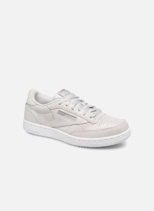 Sneakers Reebok Club C Zilver detail