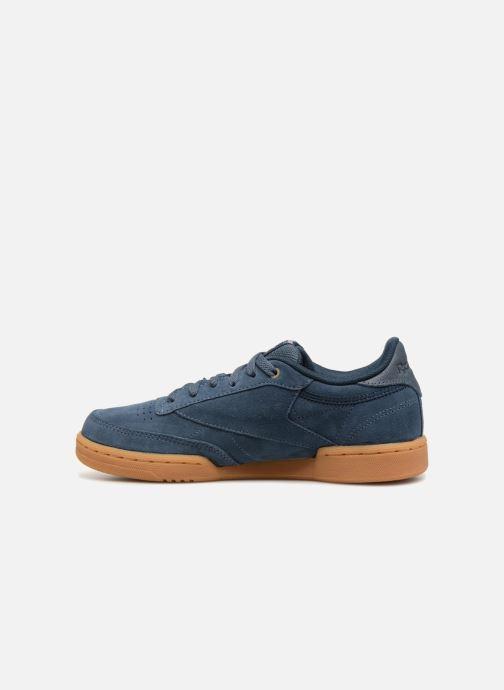 Sneakers Reebok Club C Blauw voorkant