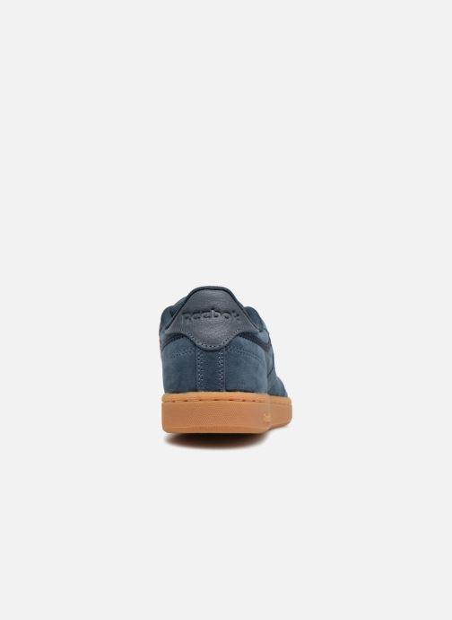 Sneakers Reebok Club C Blauw rechts