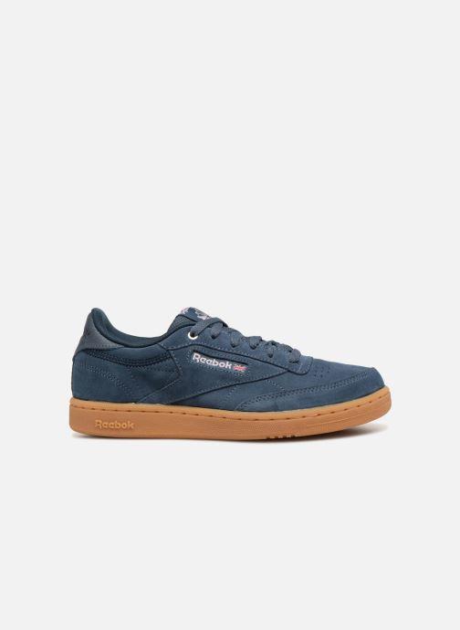 Sneakers Reebok Club C Blauw achterkant