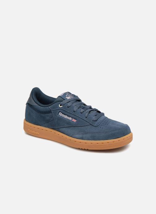 Sneakers Reebok Club C Blauw detail