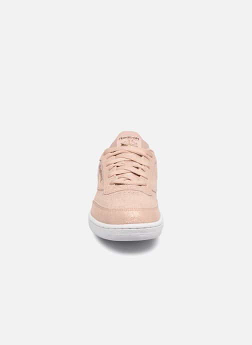 Sneakers Reebok Club C Roze model