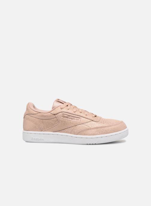 Sneakers Reebok Club C Roze achterkant