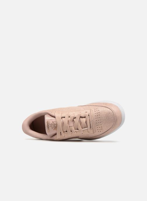 Sneakers Reebok Club C Roze links