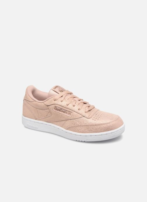 Sneakers Reebok Club C Roze detail