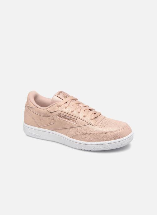 Sneakers Reebok Club C Roze detail