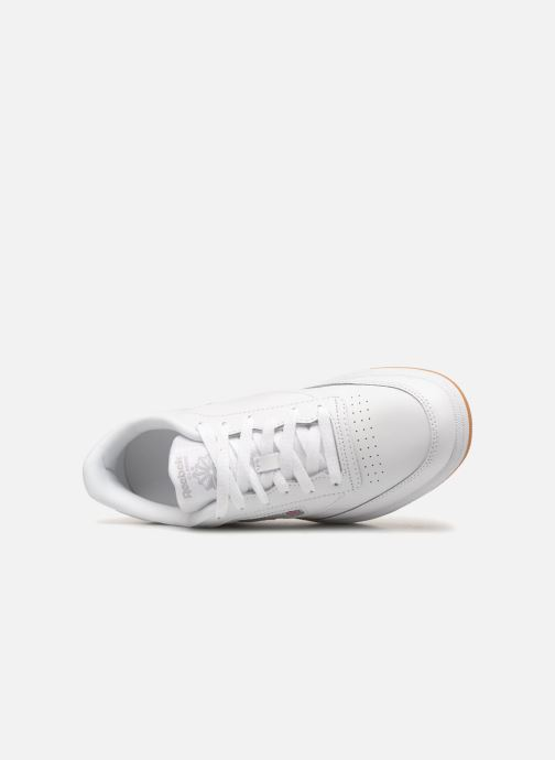 Sneakers Reebok Club C Bianco immagine sinistra