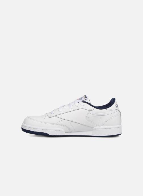 Sneakers Reebok Club C Wit voorkant