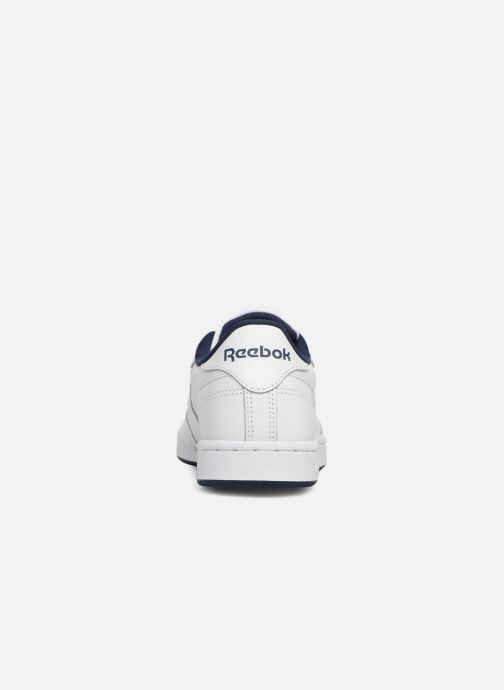 Sneakers Reebok Club C Bianco immagine destra