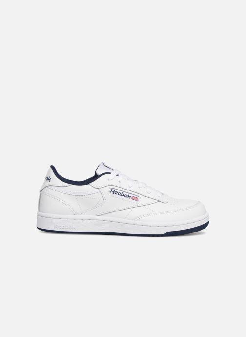 Sneakers Reebok Club C Wit achterkant