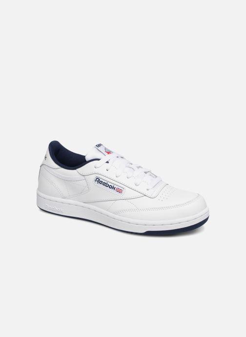 Sneakers Reebok Club C Wit detail