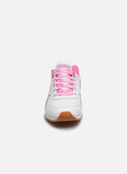Baskets Reebok Reebok Royal Cljog 2 Blanc vue portées chaussures