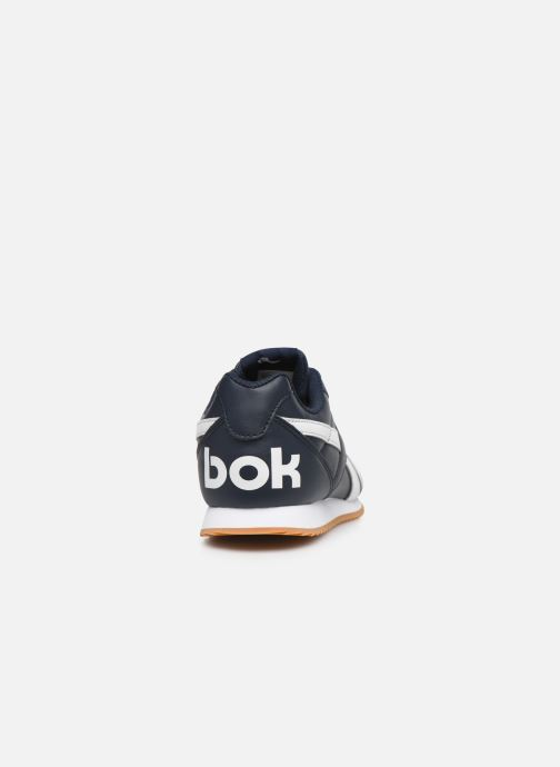 Baskets Reebok Reebok Royal Cljog 2 Bleu vue droite