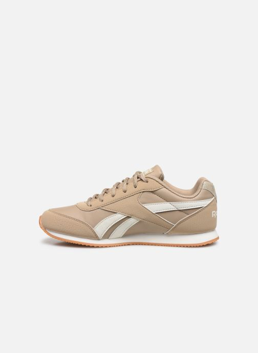 Baskets Reebok Reebok Royal Cljog 2 Beige vue face