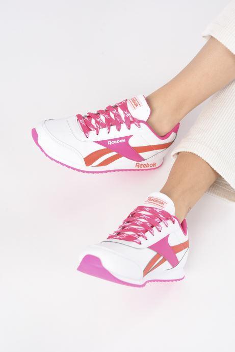 Sneakers Reebok Reebok Royal Cljog 2 Bianco immagine dal basso