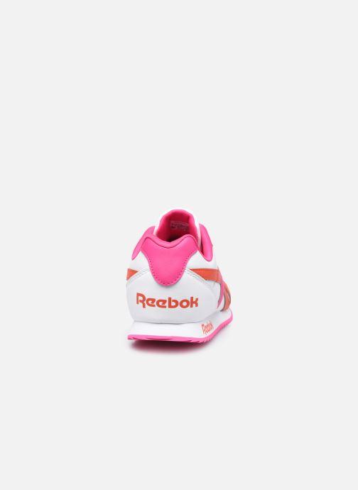 Baskets Reebok Reebok Royal Cljog 2 Blanc vue droite