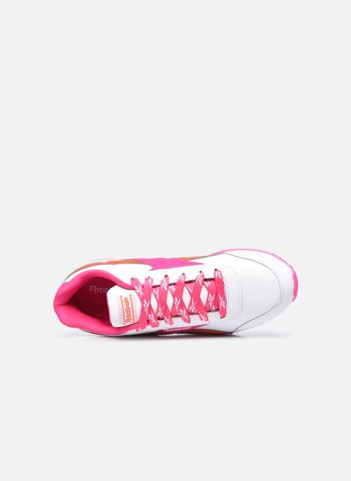 Sneakers Reebok Reebok Royal Cljog 2 Bianco immagine sinistra