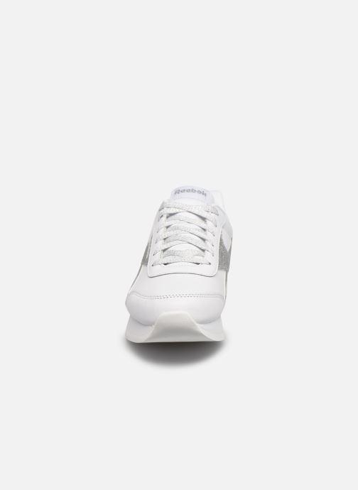 Sneakers Reebok Reebok Royal Cljog 2 Bianco modello indossato