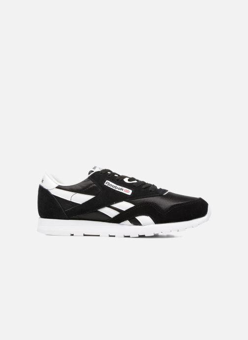 Sneakers Reebok Cl Nylon J Nero immagine posteriore