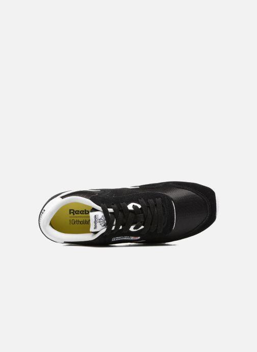 Sneakers Reebok Cl Nylon J Nero immagine sinistra
