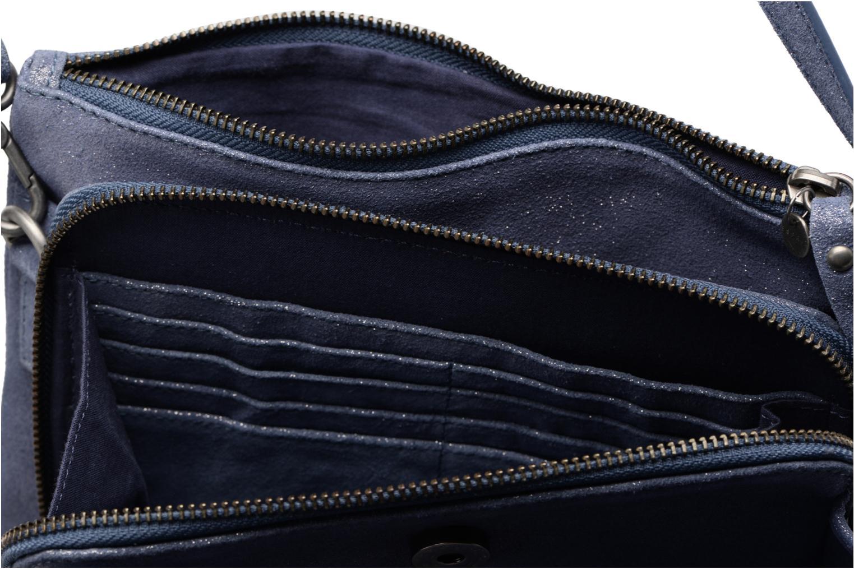 Esprit bag Grey Shoulder Venus Leather blue Bwrqtw