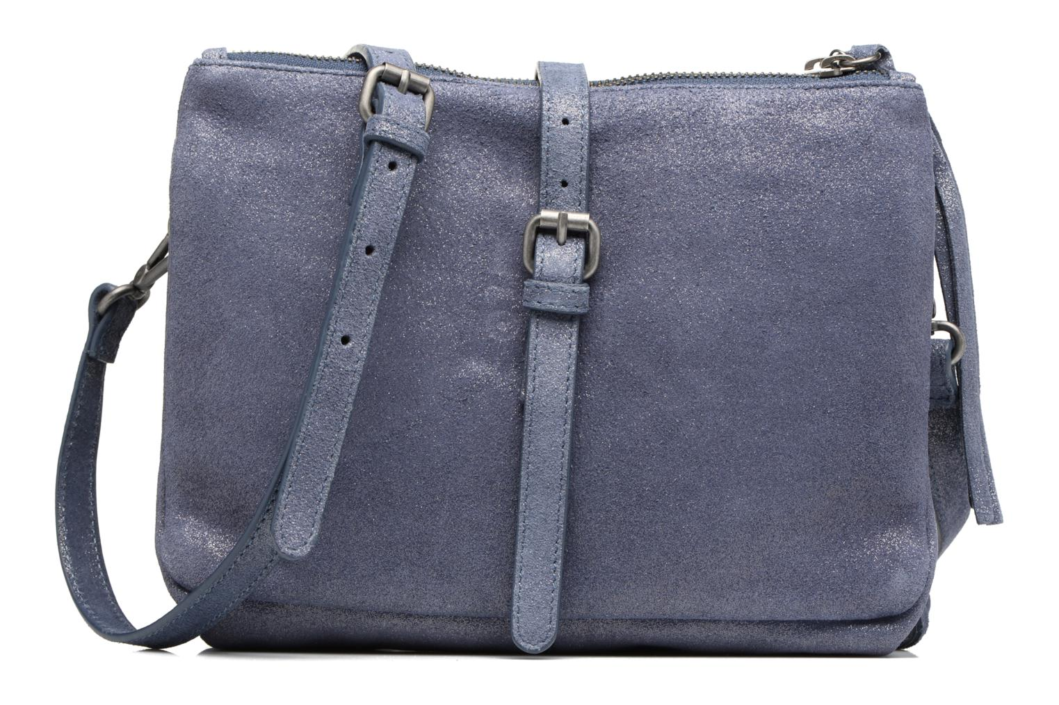 Sacs à main Esprit Venus Leather Shoulder bag Bleu vue détail/paire