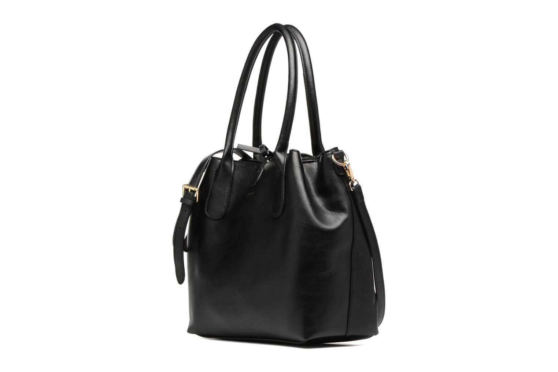 Sacs à main Esprit Wasima City bag Noir vue portées chaussures