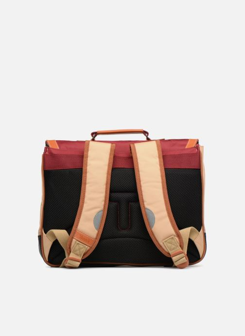 School bags Tann's Cartable 38cm Iconic Red front view