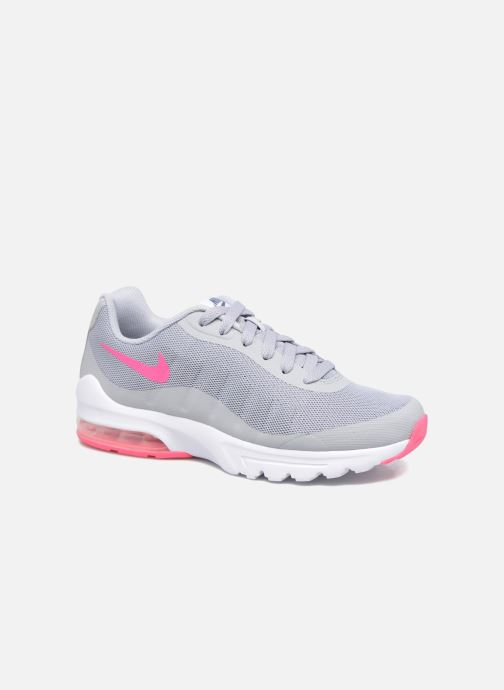 Nike Nike Air Max Invigor (Gs) (Gris) Baskets chez Sarenza
