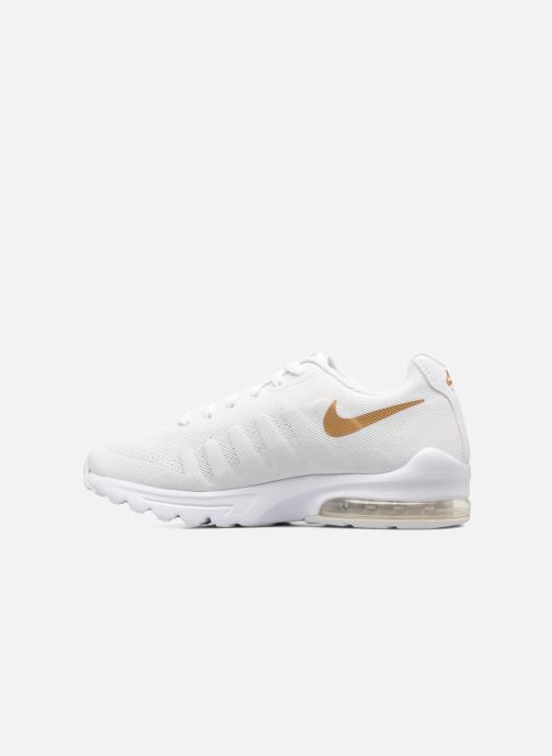 Baskets Nike Nike Air Max Invigor (Gs) Blanc vue face