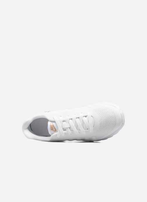 Trainers Nike Nike Air Max Invigor (Gs) White view from the left