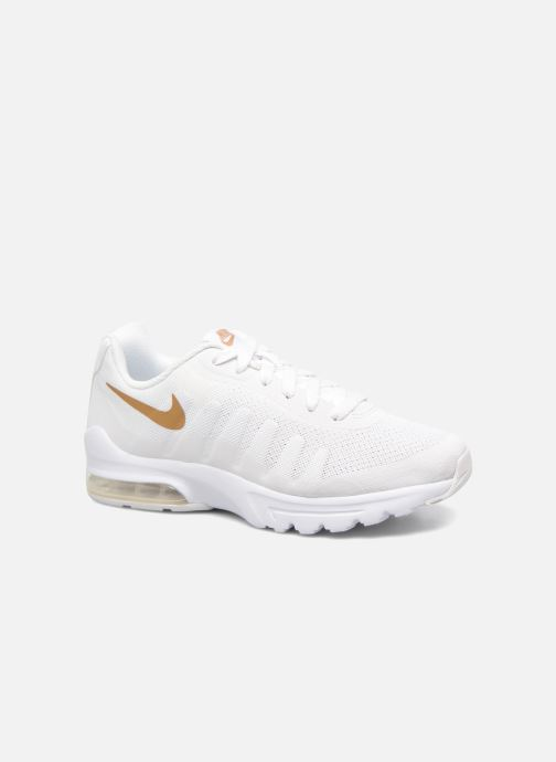 Baskets Nike Nike Air Max Invigor (Gs) Blanc vue détail/paire