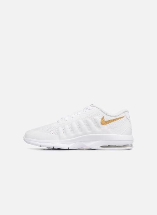 Trainers Nike Nike Air Max Invigor (Ps) White front view
