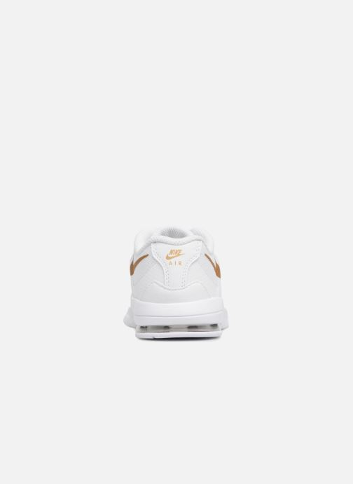 Trainers Nike Nike Air Max Invigor (Ps) White view from the right