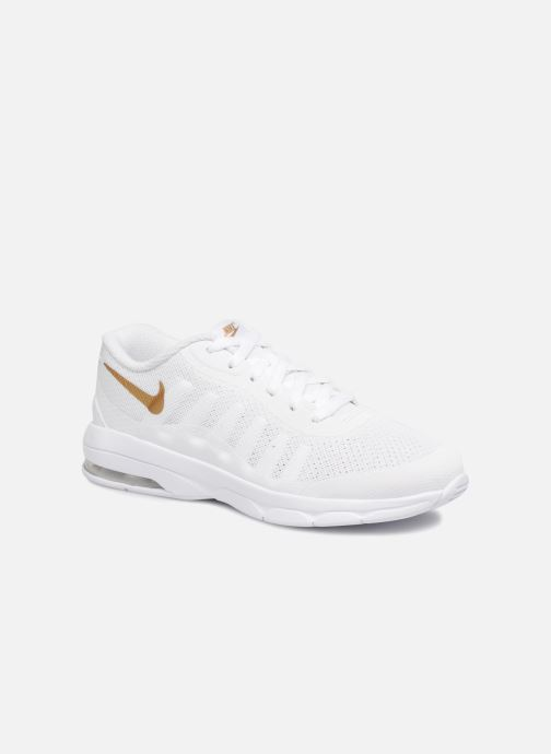 Trainers Nike Nike Air Max Invigor (Ps) White detailed view/ Pair view