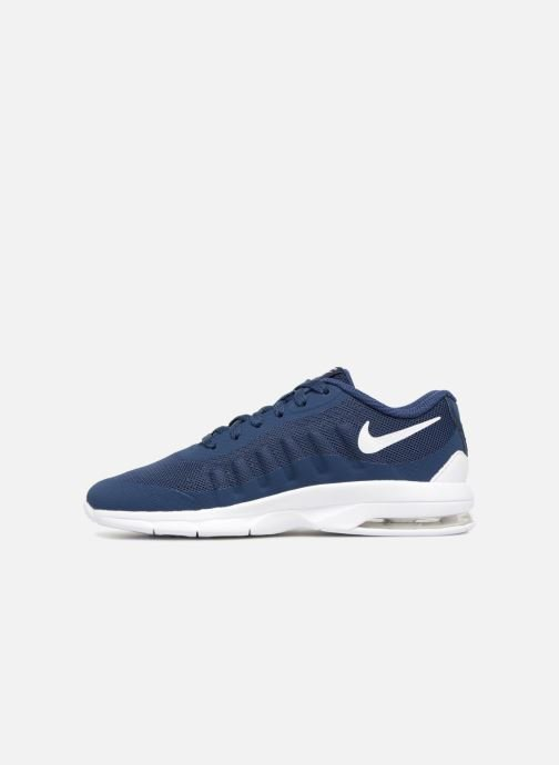 Trainers Nike Nike Air Max Invigor (Ps) Blue front view