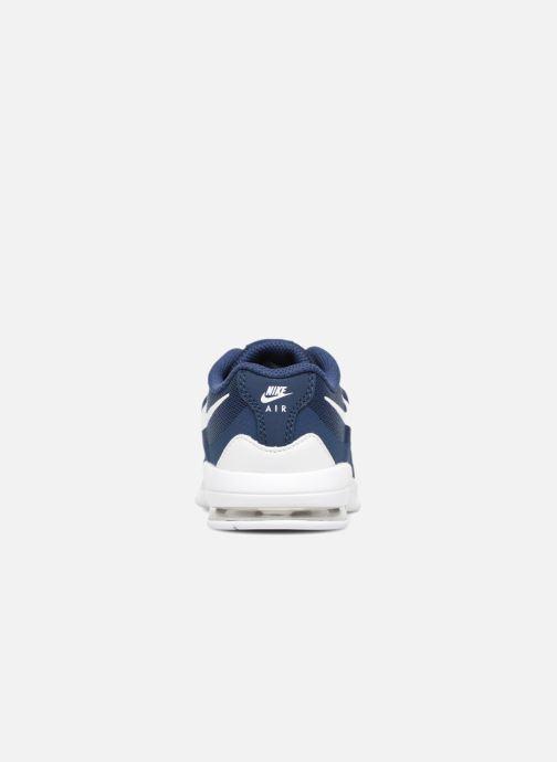 Deportivas Nike Nike Air Max Invigor (Ps) Azul vista lateral derecha