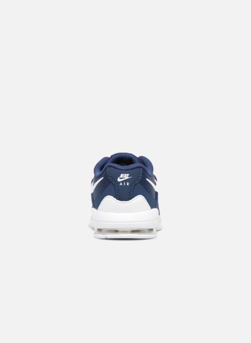 Trainers Nike Nike Air Max Invigor (Ps) Blue view from the right