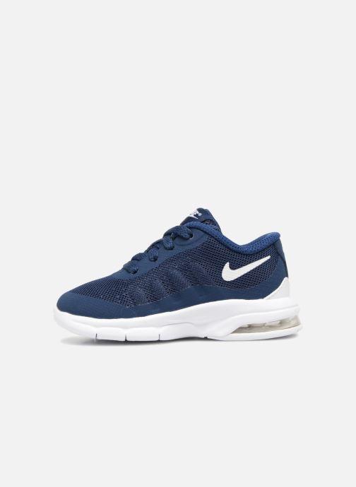 Deportivas Nike Nike Air Max Invigor (Td) Azul vista de frente