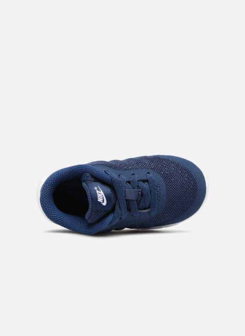 Deportivas Nike Nike Air Max Invigor (Td) Azul vista lateral izquierda